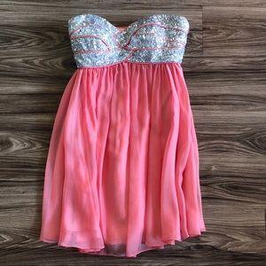 La Femme dress!